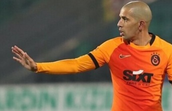 Galatasaray'da Feghouli'nin son durumu