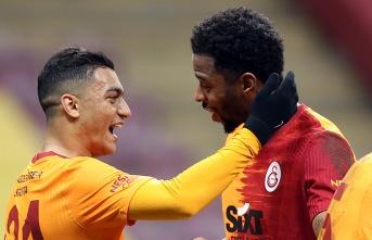 Galatasaray'da gözler yine Muhamed'de
