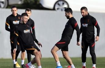 Galatasaray'da hedef 8 günde 9 puan!