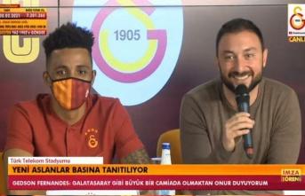 Galatasaray'da yeni transferlerden açıklamalar