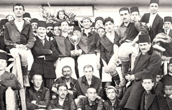 Galatasaray İlk Yıllar