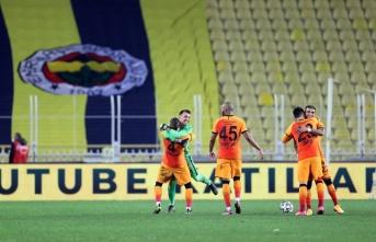 Galatasaray'ın Kadıköy rakamı: %66 şampiyonluk!