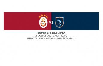Maça Doğru   Galatasaray - Medipol Başakşehir
