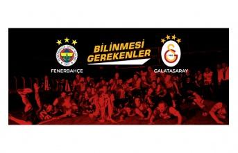 Opta Verileri | Fenerbahçe - Galatasaray