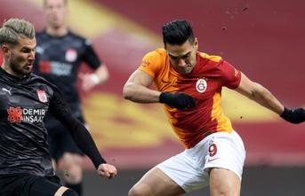 Galatasaray 2-2 DG Sivasspor