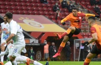 Galatasaray'da 20 puanlık hata!