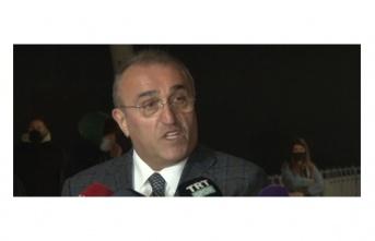 """İkinci Başkanımız Abdurrahim Albayrak: """"Beni..."""