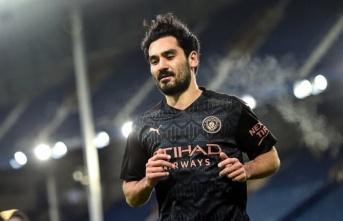 İlkay Gündoğan, Manchester City'i sırtlamaya...