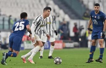 Mucize gerçek oldu, Porto Juventus'u eledi