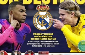 Real Madrid'in 400 milyonluk planı: Mbappe &...