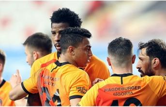 Antalyaspor 0-1 Galatasaray