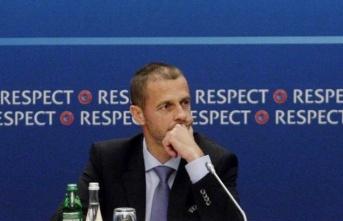 "Ceferin: ""UEFA'nın Galatasaray'a ihtiyacı var"""