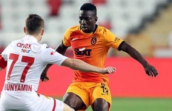 Galatasaray'da Etebo'dan maç sonu Trabzonspor...