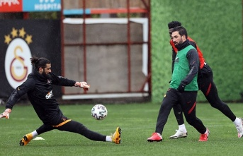 Galatasaray'ın Beşiktaş'a karşı ikili...