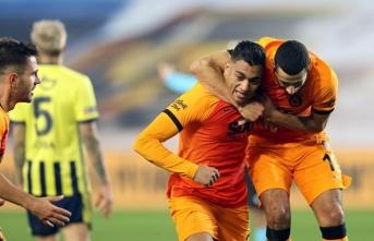 Kadıköy galibiyeti Galatasaray'a yine yaramadı