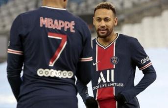"""Neymar: """"Geçen yıl en iyi Bayern'di, şimdi..."""