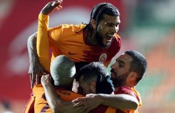 Galatasaray'da son görev: 4'te 4