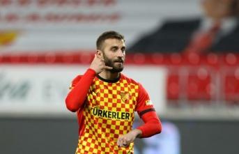 Alpaslan Öztürk, Galatasaray'a hazırlanıyor