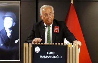 """Eşref Hamamcıoğlu: """"Benim işim liderlik yapmak"""""""