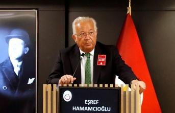 """Eşref Hamamcıoğlu: """"En ufak bir popülizm..."""
