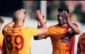 Galatasaray'da Aytaç Kara hazır, Alpaslan umut...