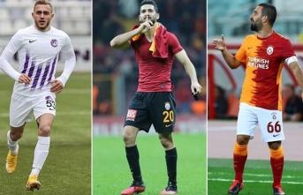 Galatasaray'da sıradaki 3 KAP
