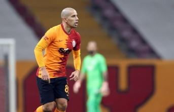 Galatasaray'da Sofiane Feghouli umudu