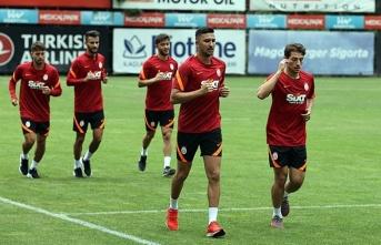 Galatasaray'da yeni sezon hazırlıkları devam...