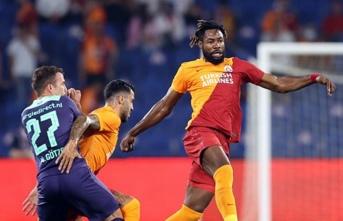Galatasaray'da Luyindama yerine 2 aday!