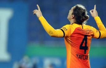 Galatasaray'dan Şenol Güneş'e Taylan...