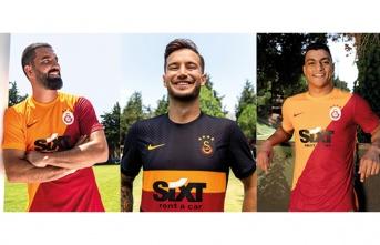 Galatasaray'ın 2021-2022 İç Saha ve Deplasman...