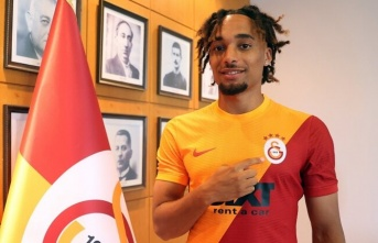 """Sacha Boey: """"Galatasaray'da yeniden doğmuş..."""