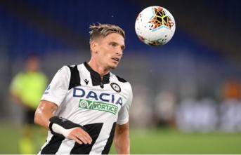 Udinese'den Galatasaray'a Larsen indirimi