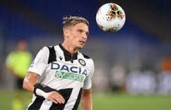 Udinese'den Jens Stryger Larsen için açıklama
