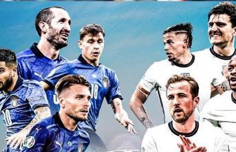 Wembley'de tarihi final!