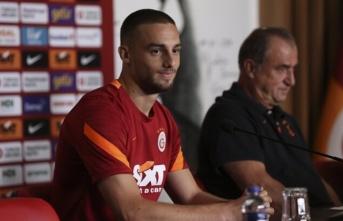 """Berkan Kutlu: """"Avrupa'yı değil Galatasaray'ı..."""