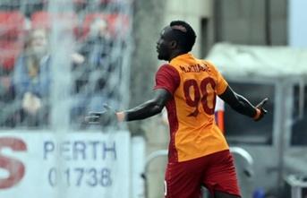 Galatasaray'da Diagne'nin ikinci baharı