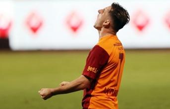 Galatasaray'da Kerem, gollerine devam ediyor!