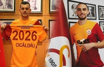 Galatasaray'da kesenin ağzı açıldı, yaş...
