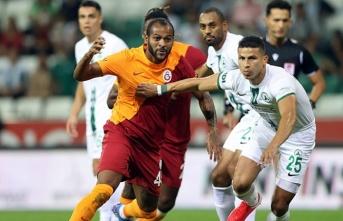 Galatasaray'da Marcao kararı