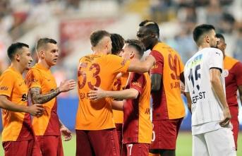 Galatasaray'da Mbaye Diagne saç baş yoldurttu!