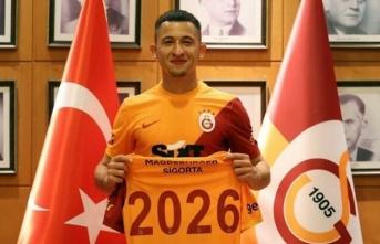 Galatasaray'da Morutan'ın lisansı çıkıyor!
