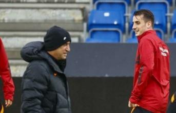 Galatasaray, Randers'a hazır