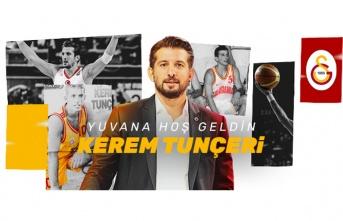 Kerem Tunçeri Galatasaray'da