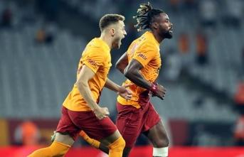 """Luyindama: """"Sonsuza kadar Galatasaray'da oynayacağım"""""""