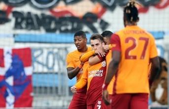 Randers 1-1 Galatasaray