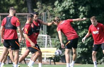 Fatih Terim'in Kayseri maçı rotasyonu