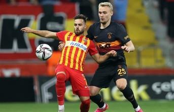 Galatasaray'da ters orantı!