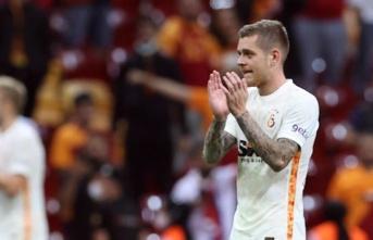 İşte Galatasaray'ın yeni lideri!