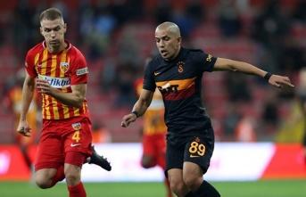Kayserispor 3-0 Galatasaray   KARANLIK GECE!